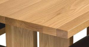 Solid Oak Cranoge Table