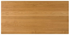 Oak Rectangular 4 Leg Table