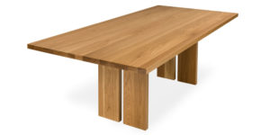 Solid Oak Cranoge Table