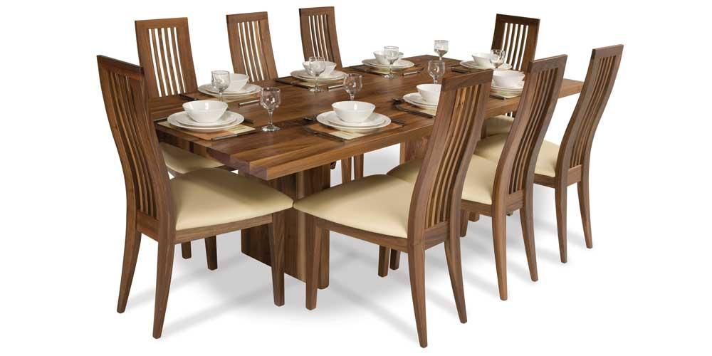 Walnut Dinning Table