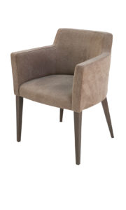 Jazy Fabric Carver Chair