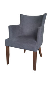 Nig Carver Fabric Chair