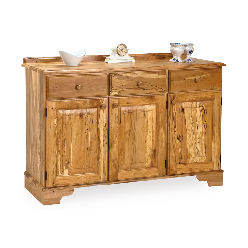 Spalted Beech Sideboard