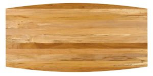 Spalted Beech Curved Double Cross Pod