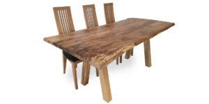 Splated Beech Ophilia Range Table Sycamore Splayed Legs (1 only)