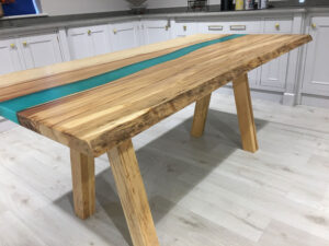Spalted Beech Iridescent Turquoise Resin River Table Sycamore Legs1800x900 https://finelinefurniture.ie/fixed-top-tables/spalted-beech-iridescent-turquoise-resin-river-table-sycamore-legs-1800x900